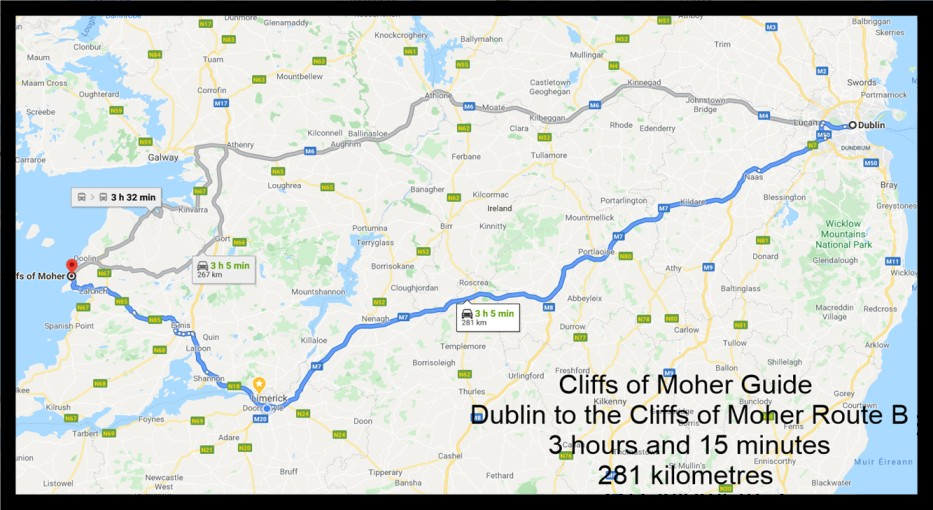 Dublin-to-the-cliffs-of-Moher-map-2